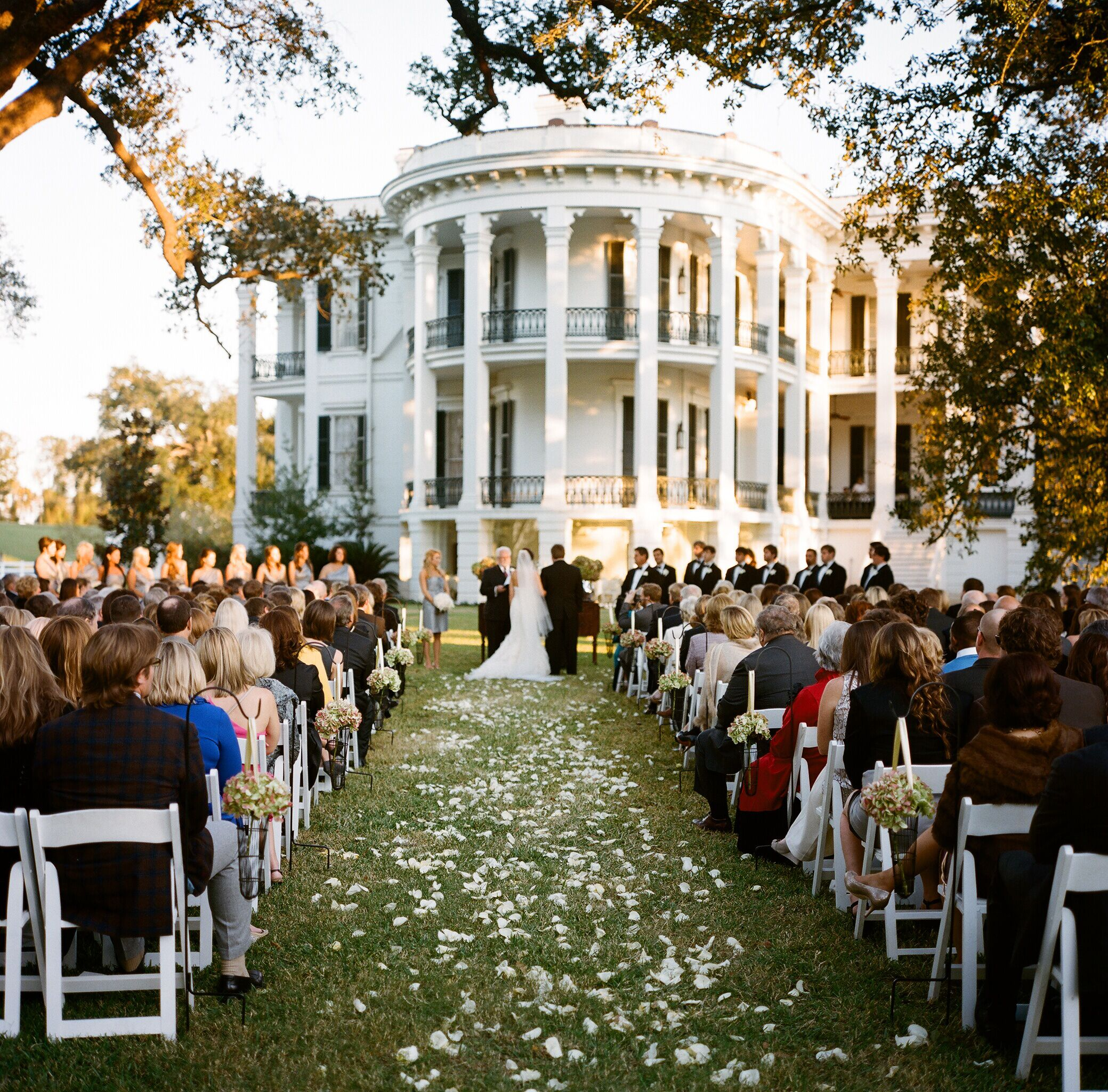 Nottoway Plantation Amp Resort Reception Venues White