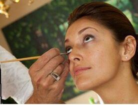 Creative Hair & Makeup Design by PERRY WARREN of Fri
