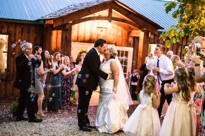 Branson Garden Weddings at Bear Creek