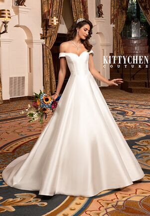 KITTYCHEN Couture BRIA, K2059 Ball Gown Wedding Dress