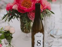23 Unique Wedding Table Numbers You'll Want to Recreate