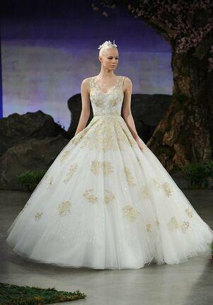 Ines Di Santo Julia Ball Gown Wedding Dress