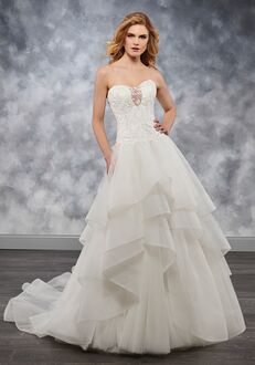 Mary's Bridal MB3034 Ball Gown Wedding Dress