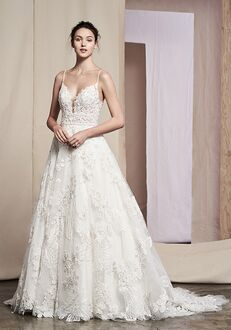 Justin Alexander Signature Ayana Ball Gown Wedding Dress