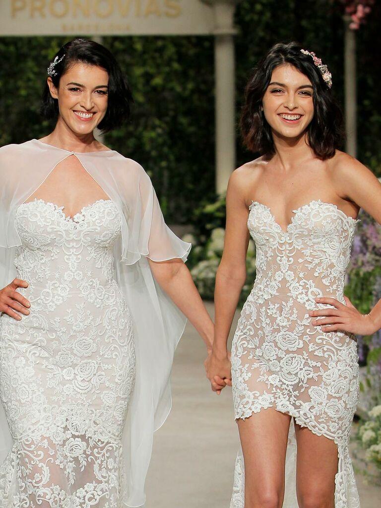 Pronovias Spring 2019 Bridal Collection