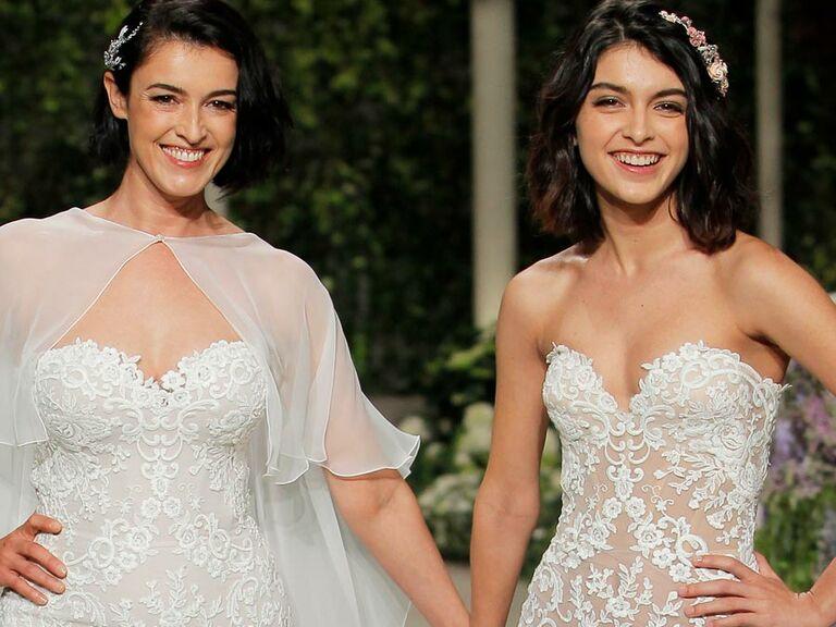Pronovias Spring 2019: Bridal Fashion Week Photos