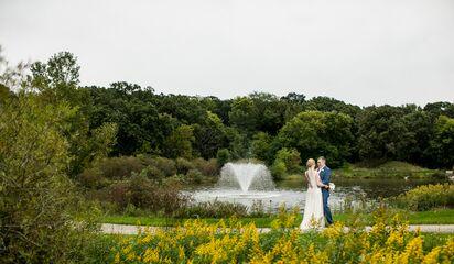 Wedding Venues Minnesota Eagan Community Center Front Photo