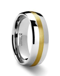 Mens Tungsten Wedding Bands W869-DGIB Tungsten Wedding Ring