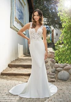 Jasmine Couture T212002 Mermaid Wedding Dress