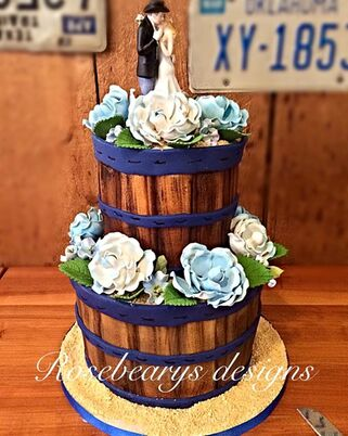 wedding cake bakeries tulsa ok wedding cake bakeries in oklahoma city ok the knot 21899