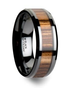 Mens Tungsten Wedding Bands C1961-ZBWI Tungsten Wedding Ring