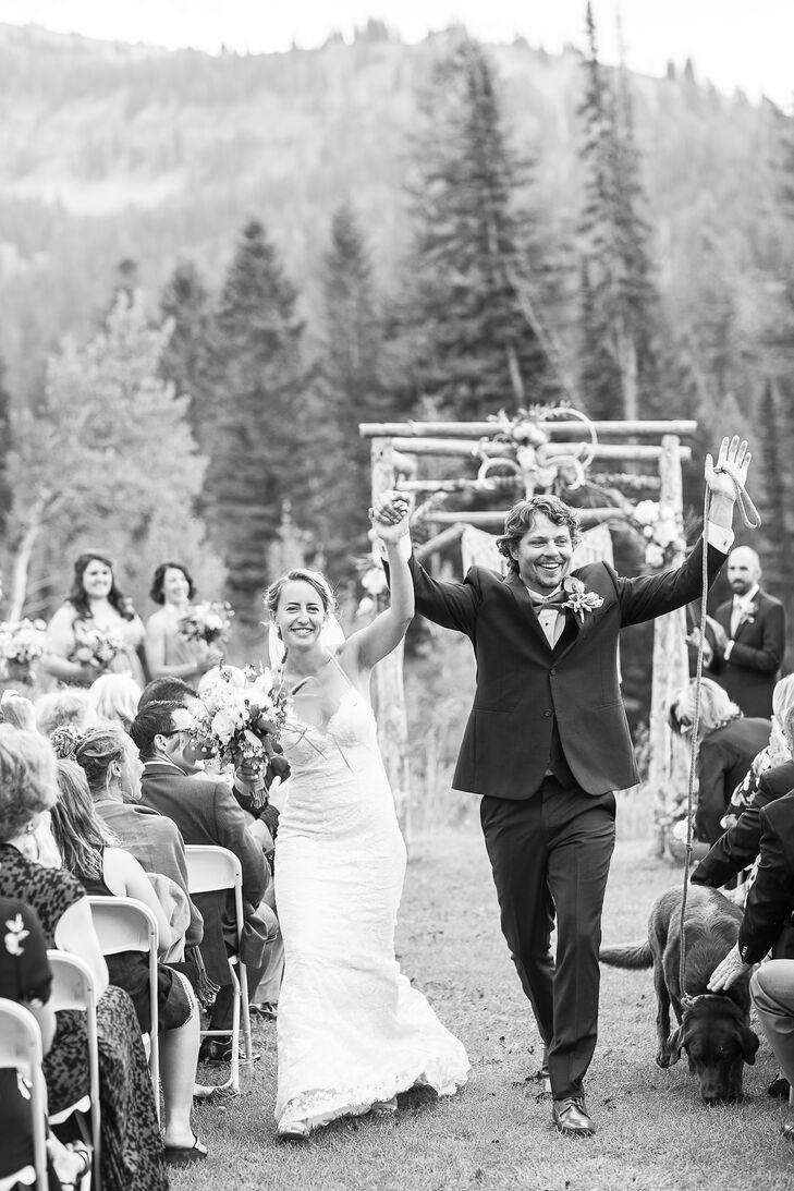 Mountaintop Wedding Ceremony