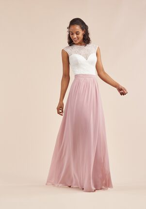 B2 Bridesmaids by Jasmine B213062 Bateau Bridesmaid Dress