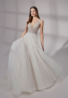 Justin Alexander Signature Cumberland Ball Gown Wedding Dress