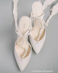Bella Belle LUCIA Ivory Shoe