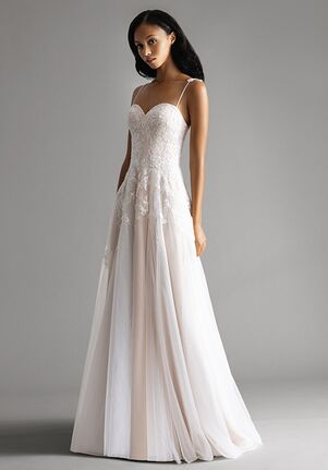 Ti Adora by Allison Webb Ruby A-Line Wedding Dress