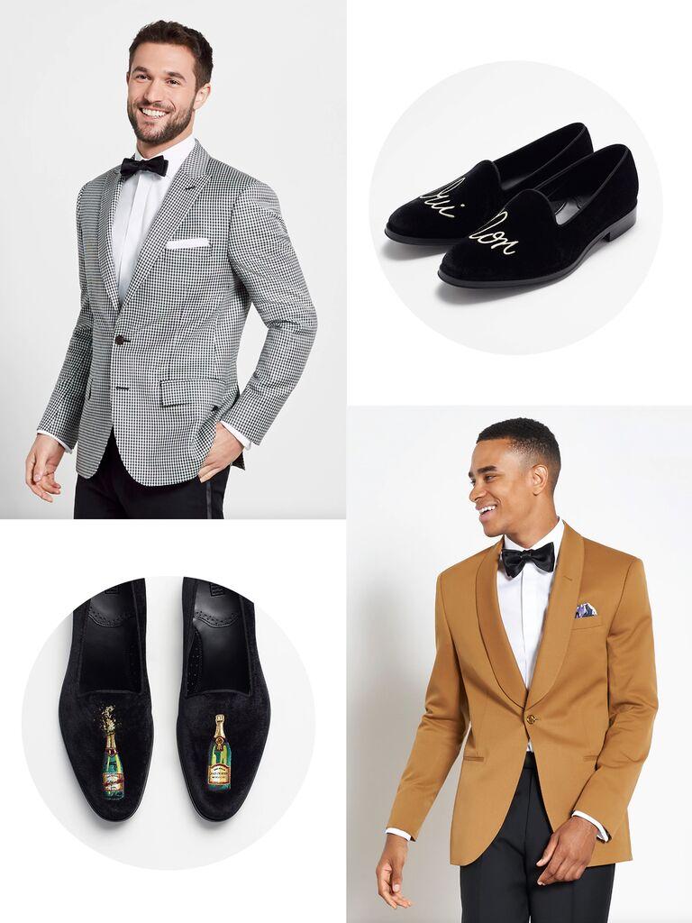 2019 wedding trends second look for grooms