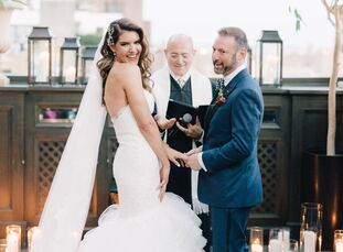 Long before Jason Roth (48 and a founder and president) popped the question, Alexia Matak (36 and a director of sales and marketing) dreamed of a roma