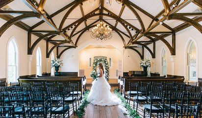 The Wedding Chapel.Tybee Island Wedding Chapel Grand Ballroom Reception Venues