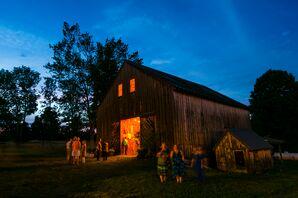 Historic Barn Reception