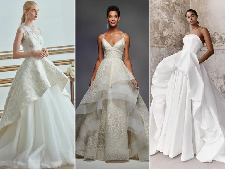 The 2021 Wedding Dresses New Brides Need To See