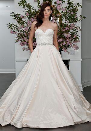 Legends Romona Keveza L6109 Ball Gown Wedding Dress