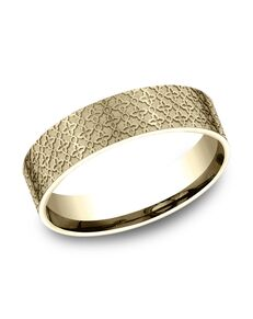 Benchmark CF896853Y Gold Wedding Ring