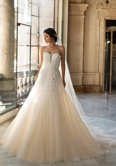 PRONOVIAS PRIVÉE BROOKS A-Line Wedding Dress