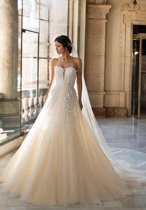 PRONOVIAS PRIVÉE BROOKS A-Line Wedding Dress