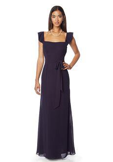 #LEVKOFF 7122 Square Bridesmaid Dress