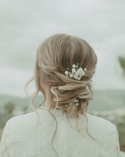 Bridal Hair by Brittney