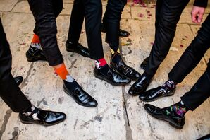 Groomsmen Accessories for Halloween Wedding