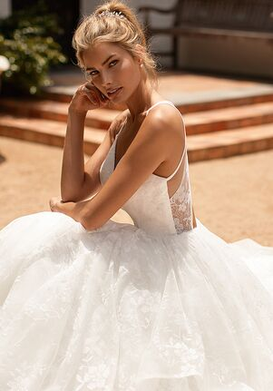 Moonlight Collection J6782 A-Line Wedding Dress