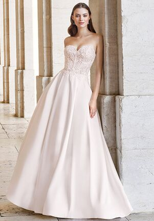 Adore by Justin Alexander 11143 Ball Gown Wedding Dress