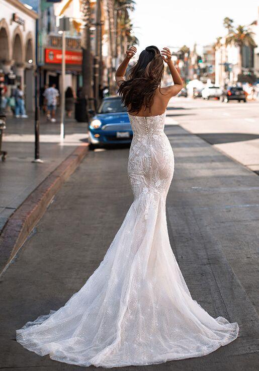 PRONOVIAS LANSBURY Mermaid Wedding Dress