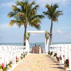 6a133a86d81d Beachside Wedding Ceremony