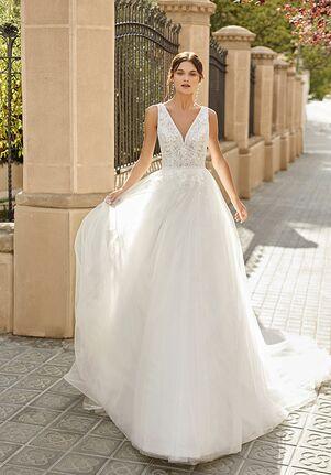 Rosa Clará TEODORA Ball Gown Wedding Dress