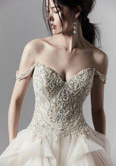 Sottero and Midgley WESLEY Ball Gown Wedding Dress
