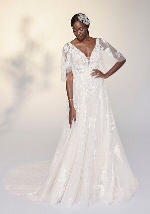 Justin Alexander Signature Yvonne A-Line Wedding Dress