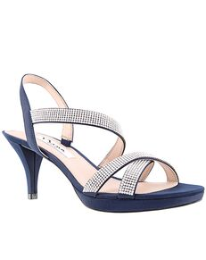 Nina Bridal Nizana_Navy Blue Shoe
