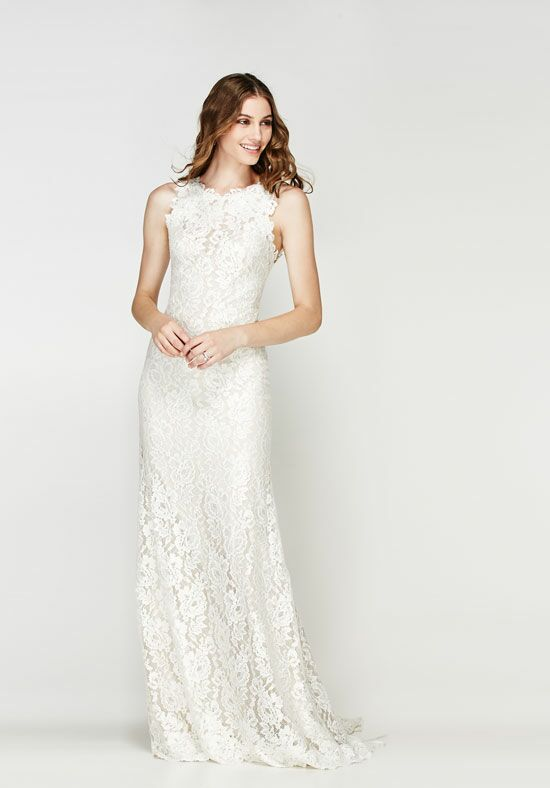 Willowby by watters perth 56148 wedding dress the knot for Wedding registry the knot