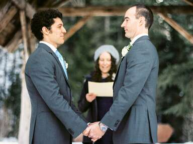 How to Make Your Civil Ceremony Feel Like a Large Affair