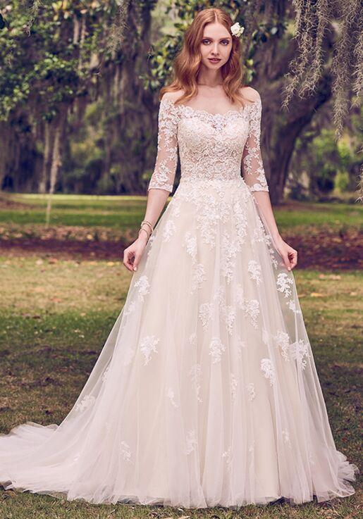 029b608a58a Maggie Sottero Bree A-Line Wedding Dress