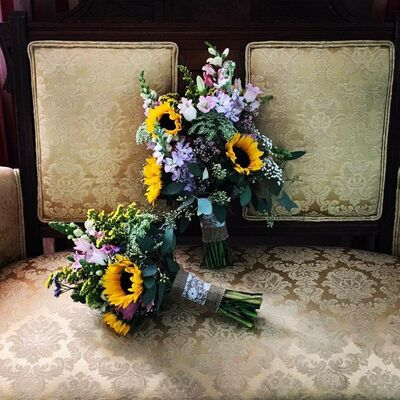 Enchanted Wedding Florals and Beyond