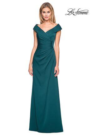 Emerald Green Mother of Bride Dress