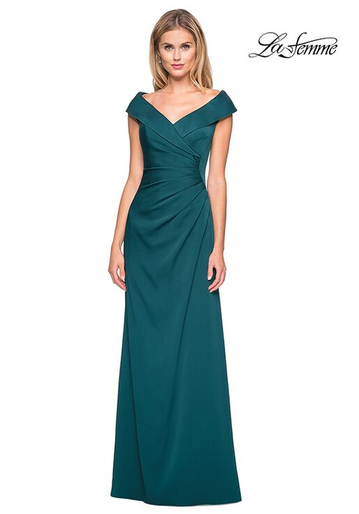 9ed9771fcae La Femme Evening 26523 Mother Of The Bride Dress - The Knot