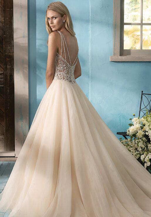 Jasmine Collection F191057 Ball Gown Wedding Dress
