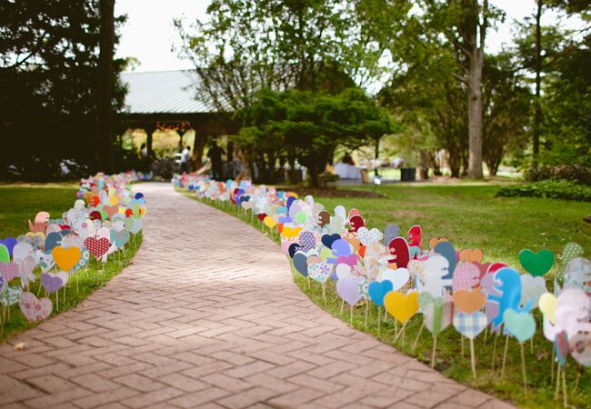 Bring Out Your Inner Kid Wedding Ideas