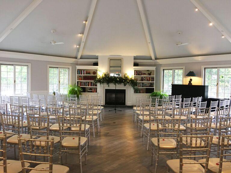 Hamptons wedding venue in Southampton, New York.