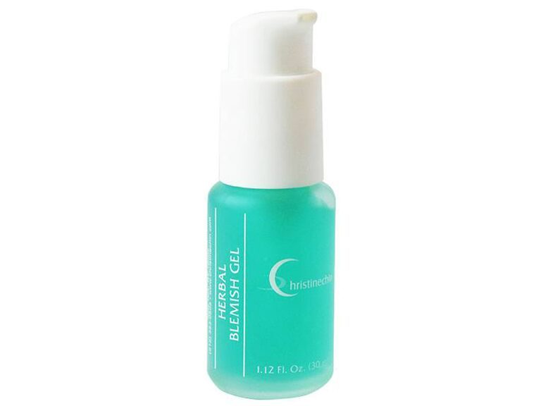 ​Christine Chin herbal blemish gel